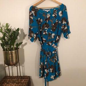 DVF Silk Dress NWT